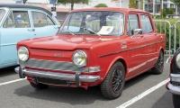 Simca 1000 Spécial 1973 - Autos Mythiques 57, Thionville, 2019