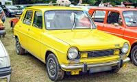 Simca 1100 TI 1973 - Automania 2017, Edling les Anzeling, Hara du Moulin