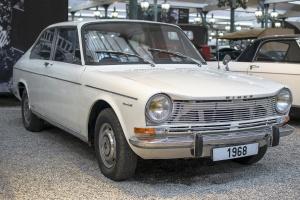 Simca Heuliez 1501 Special Coupé 1968 - Cité de l'automobile, Collection Schlumpf, Mulhouse 2020