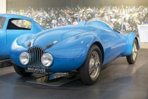 Simca Gordini type 8 Biplace Sport 1939 - Cité de l'automobile, Collection Schlumpf 2020