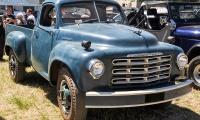 Studebaker série E - American Roadrunners 2018, Stadtbredimus