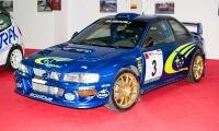 Subaru Impreza I X200 WRC - Luxembourg Motor Show 2018