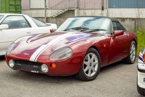 TVR Griffith I - Cars & Coffee Deluxe Luxembourg Mai 2019