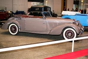 Talbot-Lago T23 Major 1938 - Salon Auto-Moto Classic Metz 2018