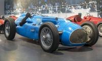 Talbot-Lago T26C Monoplace Grand Prix 1949 - Cité de l'automobile, Collection Schlumpf 2020