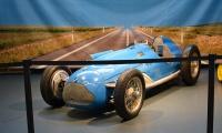 Talbot-Lago T26C Monoplace Grand Prix 1948 - Cité de l'automobile, Collection Schlumpf