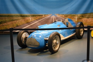 Talbot-Lago T26C Monoplace Grand Prix 1948 - Cité de l'automobile, Collection Schlumpf
