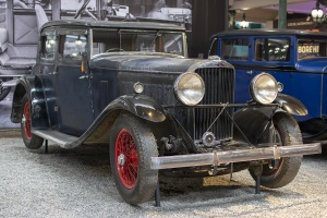 Talbot London 90 - Cité de l'automobile, Collection Schlumpf, Mulhouse, 2020