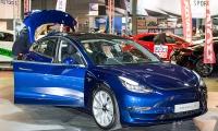 Tesla Model 3 - Luxembourg Motor Show 2018