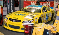 Toyota Camry NASCAR Whelen Euro Series - Luxembourg Motor Show 2018