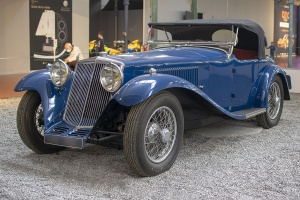 Tracta E1 Cabriolet 1930 - Cité de l'automobile, Collection Schlumpf 2020