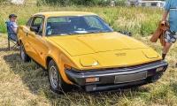 Triumph TR7 1977 - Retro Meus'Auto 2018, Lac de la Madine