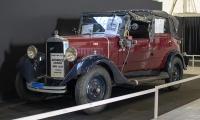 Unic 11cv landaulet taxi 1929 - Salon ,Auto-Moto Classic, Metz, 2019