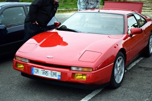Venturi Coupé 260 - Rottary Club 2016, Chambley