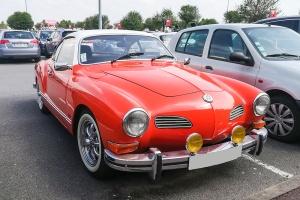Volkswagen Karmann Ghia type 14
