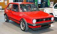 Volkswagen Golf I GTI 1983 - Salon Auto-Moto Classic Metz 2018