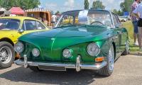 Volkswagen Karmann Ghia Type 34 1964 - Retro Meus'Auto 2018, Lac de la Madine