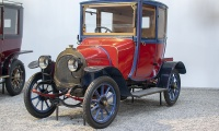 Zédel type C1 Coupé Docteur 1911 - Cité de l'automobile, Collection Schlumpf 2020