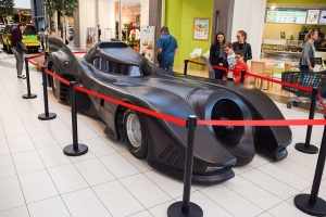 Batmobile (réplique)